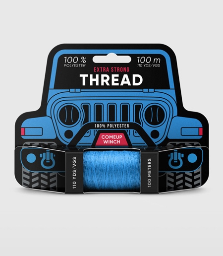 Extra Strong Thread Packaging
