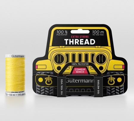 Gutermann Threads Packaging