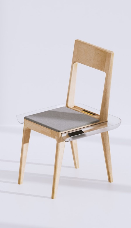 Toolbelt Chair