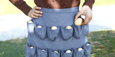 Eggs Apron