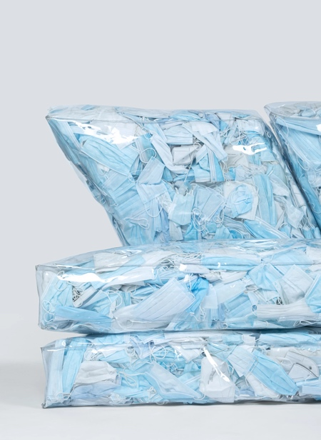 Face Masks Couch