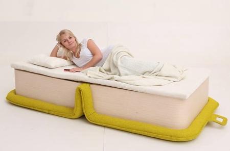 Elena Sidorova Chair Bed