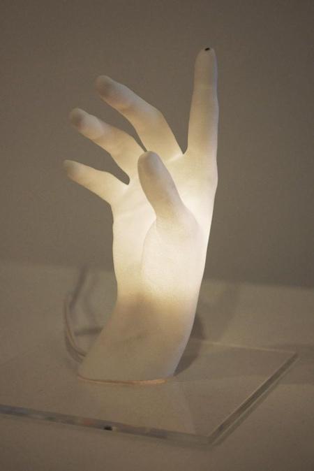 Jiwon Jun Hand Shaped Lamp