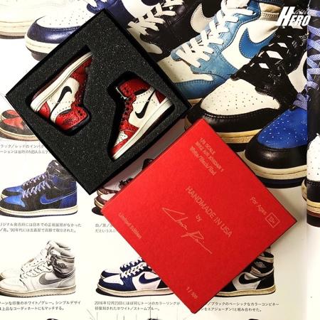 Miniature Jordan Shoes
