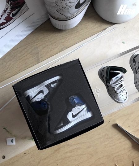 Haute Hero Miniature Sneakers