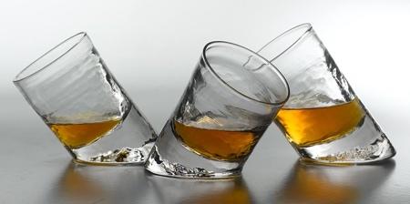 Slanted Glass