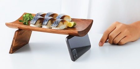 Sushi Balance Plate
