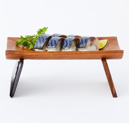 Balance Sushi Plate