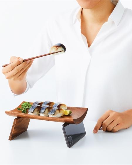 Phone Sushi Plate