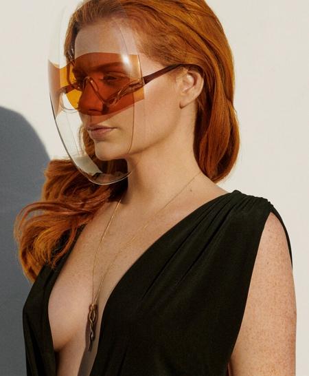 Sunglasses Face Shield