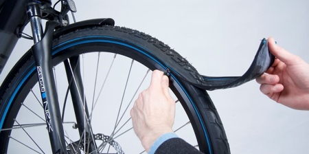 Zipper Bicycle Tire
