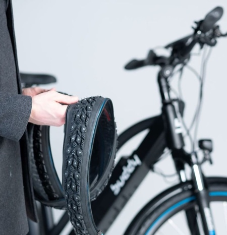 Zipper Bike Tire