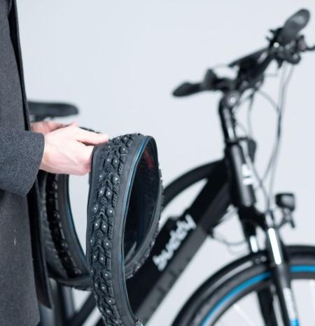 Zipper Bike Tire