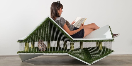 Cat Playground Chair