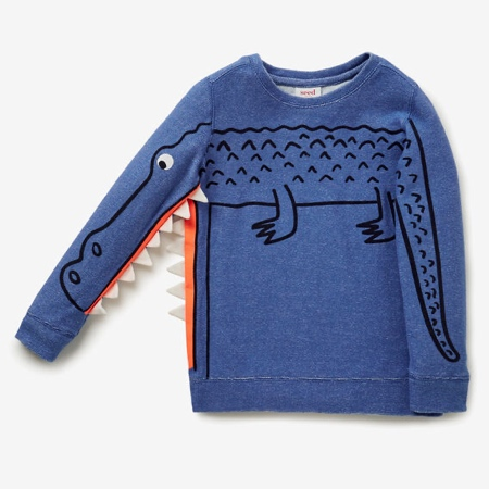 Alligator Sweater