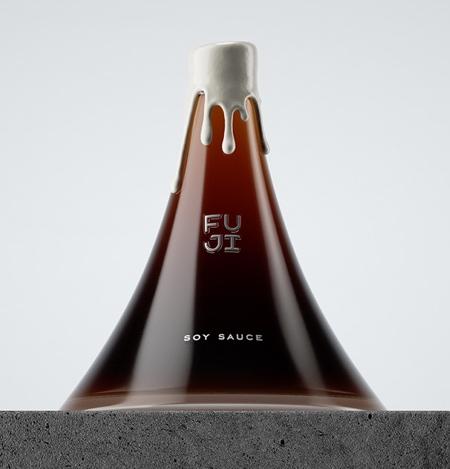Mount Fuji Soy Sauce