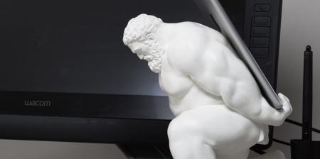 Hercules iPad Holder