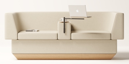 Home Office Sofa