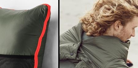 IKEA Sleeping Bag Pillow