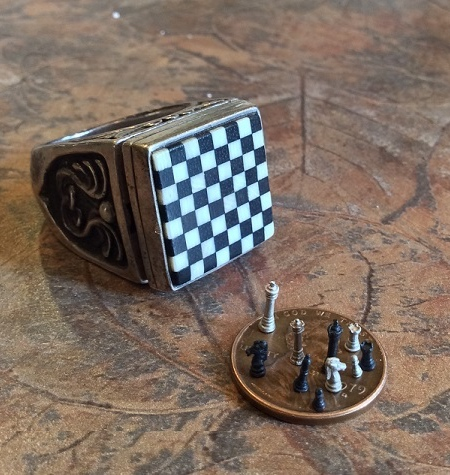 Miniature Chess