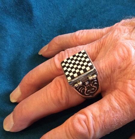 Chess Set Ring