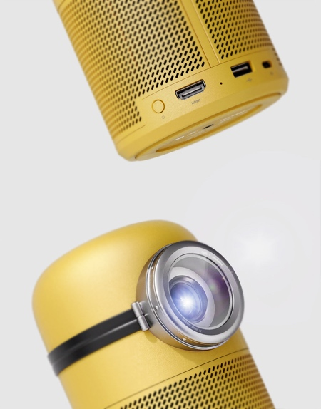 Despicable Me Minions Projector