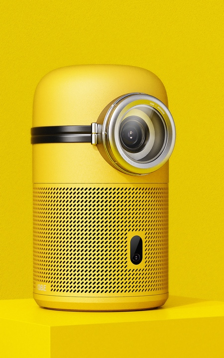 Minions Inspired Projector