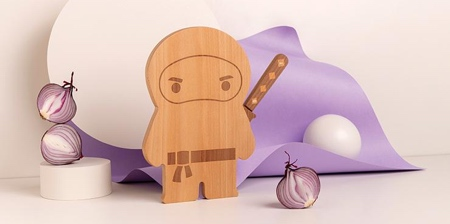 Ninja Cutting Board