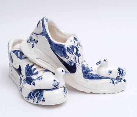 Porcelain Shoes