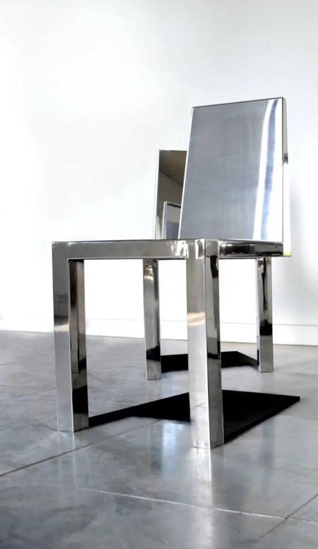 Duffy London Shadow Chair