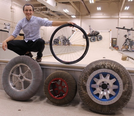 NASA Bicycle Tire