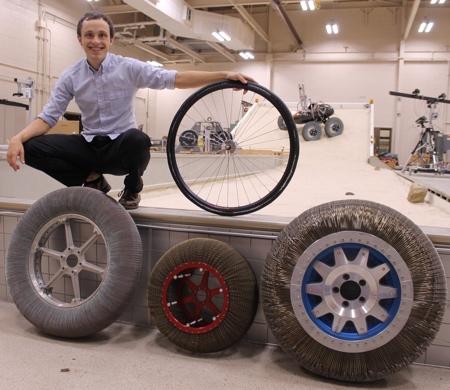NASA Bicycle Tire