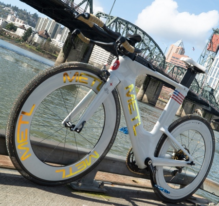 NASA Bike Tire