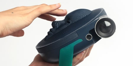 Tactile Camera for the Blind