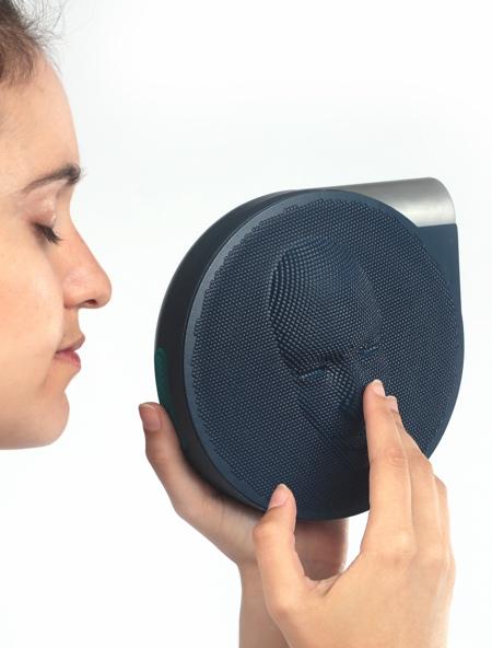 Tactile 3D Camera