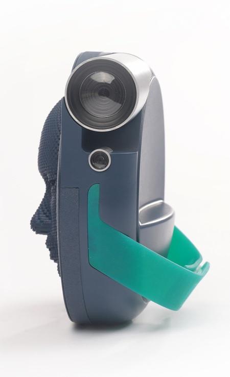 Tactile Camera Concept