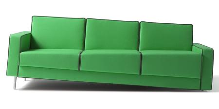 Tilted Sofa
