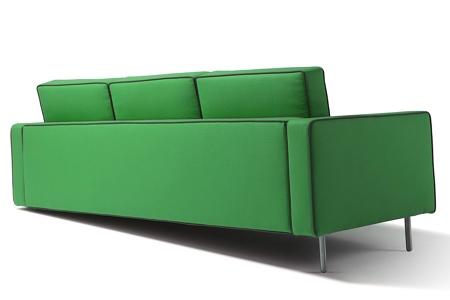 Fabio Novembre Tilted Sofa