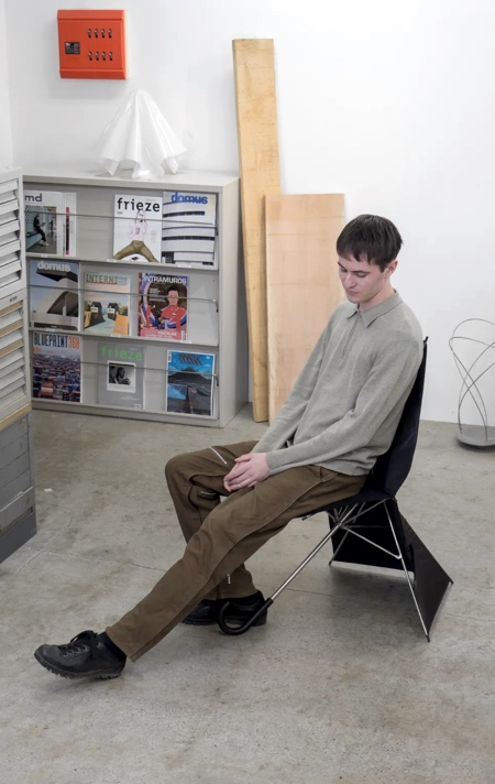 Yanagisawa Sera Umbrella Chair