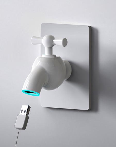 Qi Weijia USB Charging Tap