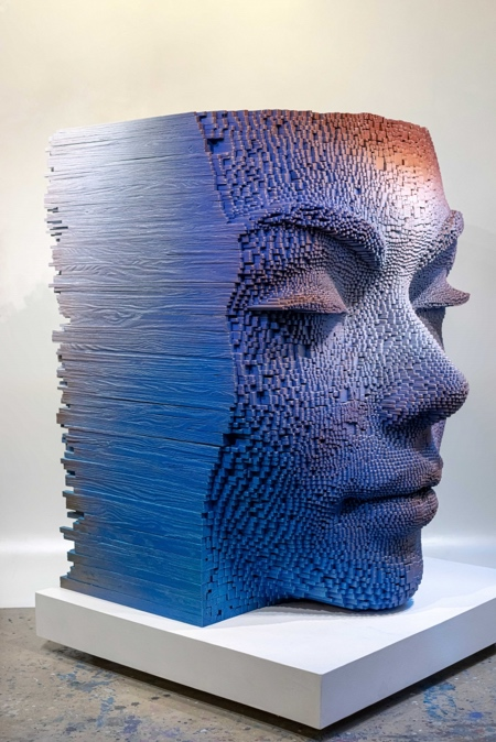 Gil Bruvel Sculpture