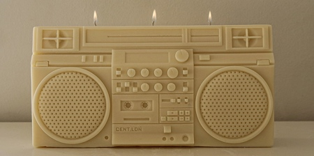 BOOMBOX Candle