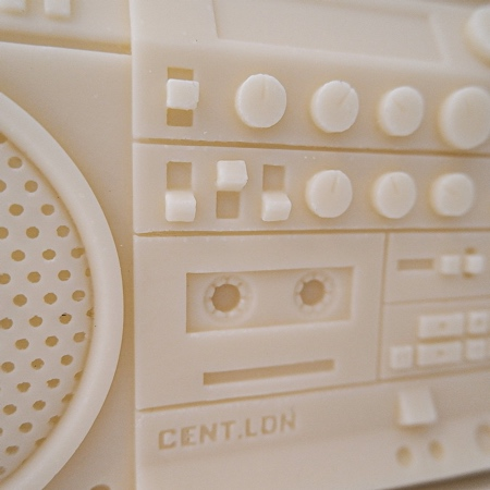 CENT LDN BOOMBOX Candle