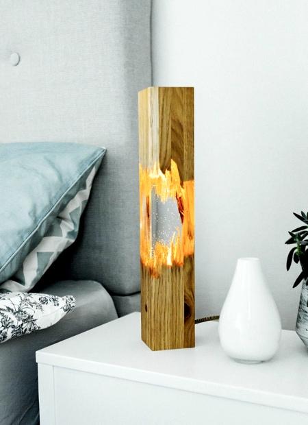 HungarianWood Lamp