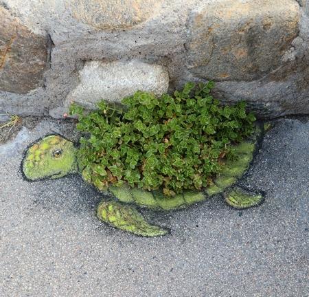 David Zinn Sidewalk Art