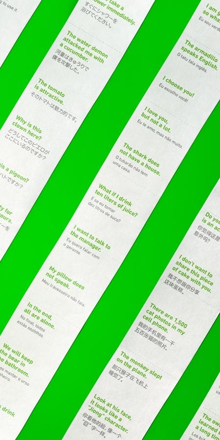 Duolingo Paper
