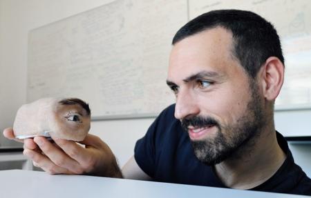 Marc Teyssier Eyecam
