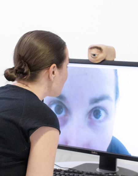 Eye Webcam
