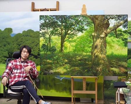 به نظر شما این نقاشی هست یا عکس