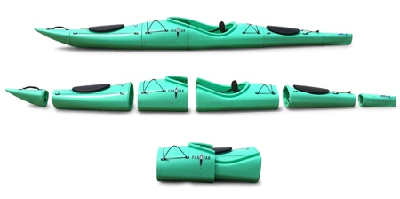Packable Kayak